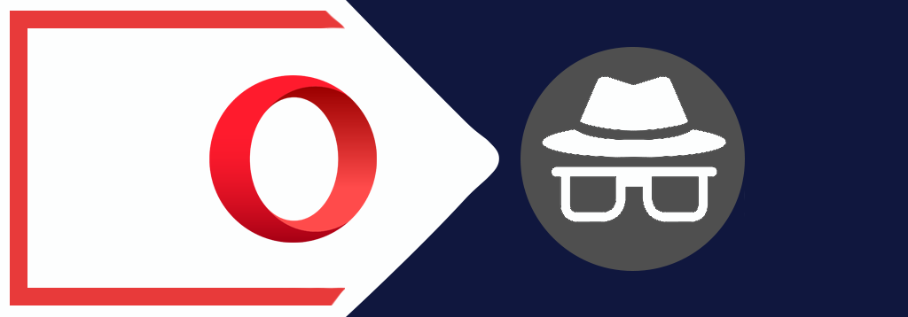 How To Go Incognito In Opera